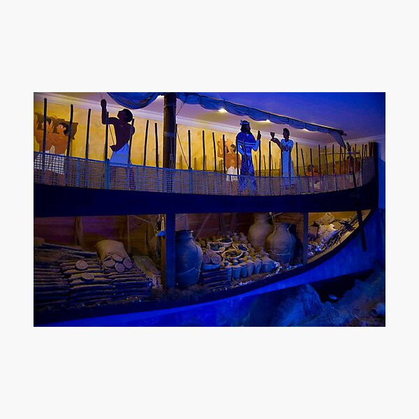 Ship Shape Photographic Print