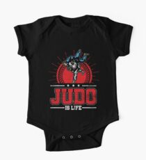 Judo sports One Piece - Short Sleeve
