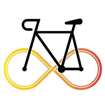 Infinity Bicycle by realmatdesign