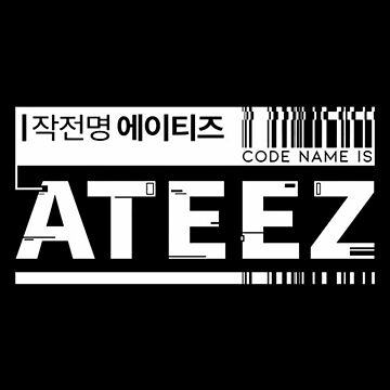 ATEEZ by redkpopstore