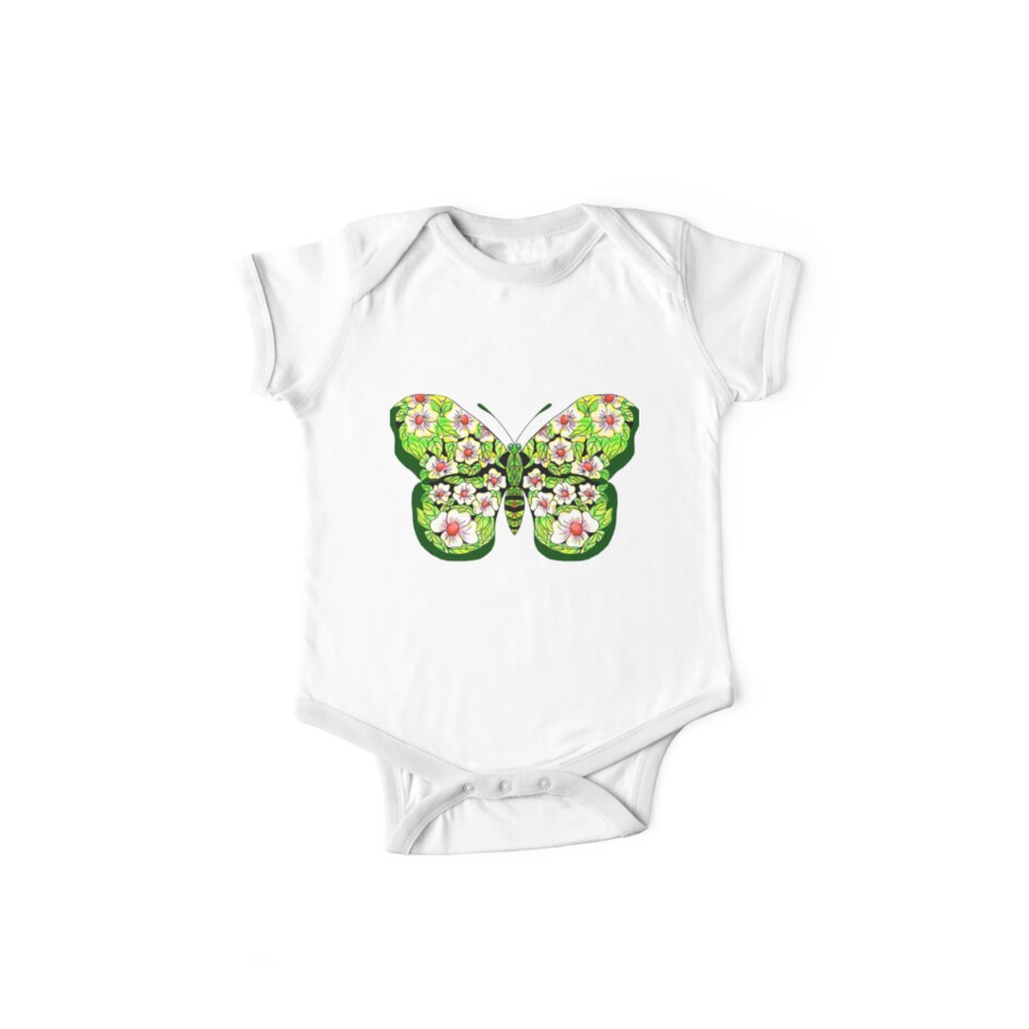 Butterfly T-Magnolias by plunder
