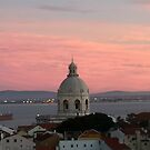 Roof Top Lisboa, Portugal. by indigo-song