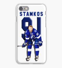 STEVEN STAMKOS - Tampa Bay Lightning iPhone Case/Skin