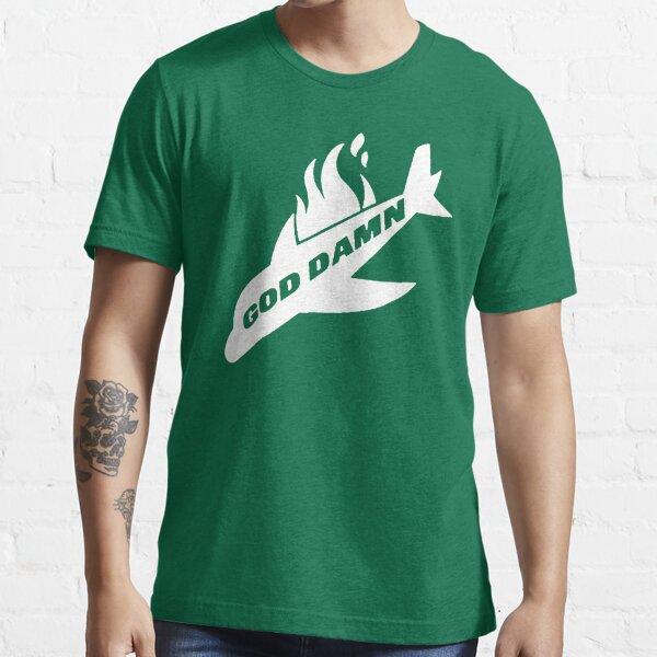 GOD DAM FUNNY CRASH Essential T-Shirt