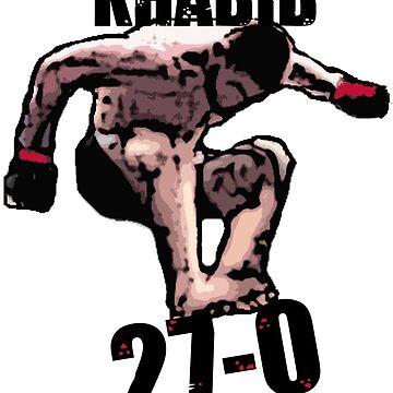 Khabib- 27-0 Eagle by dno123