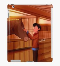 Camelot's Stables iPad Case/Skin