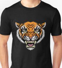 MANDY - Nicolas Cage Tiger Baseball Shirt Unisex T-Shirt