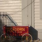 Popcorn cart - Conner Prairie by Artophobe