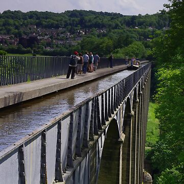Pontcysyllte Aqueduct, Llangollen by Sparks68