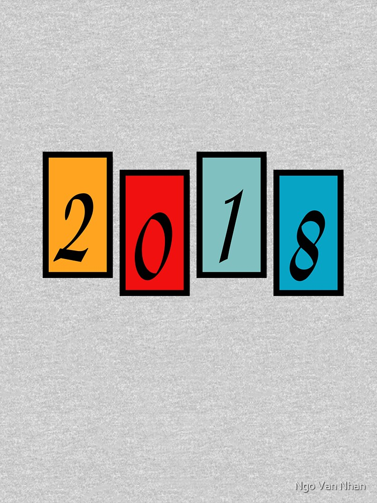 Retro 2018 by enhan