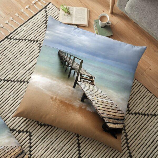 Shelley Beach - Portsea Floor Pillow
