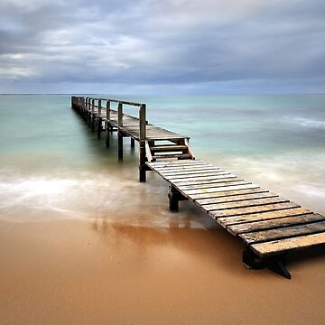 Shelley Beach - Portsea by PixelMuser