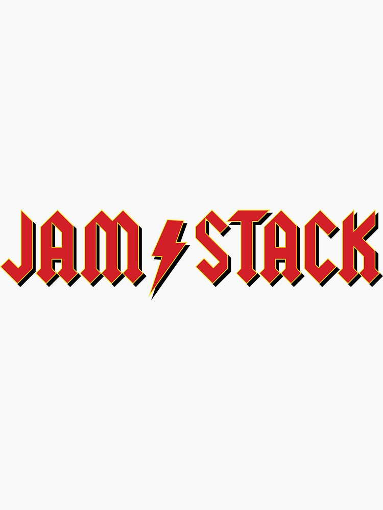 JAM STACK Rocker Design by techtrade