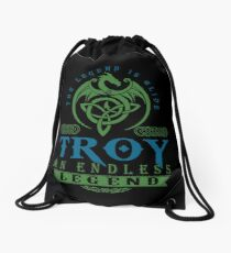 Legend T-shirt - Legend Shirt - Legend Tee - TROY An Endless Legend Drawstring Bag
