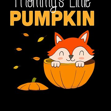 Little Pumpkin Pregnancy Announcement Halloween by WWB2017