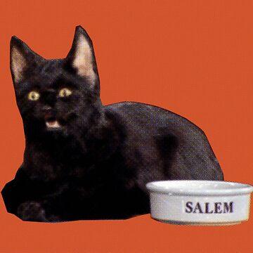 Salem | Orange by soundlesswaves