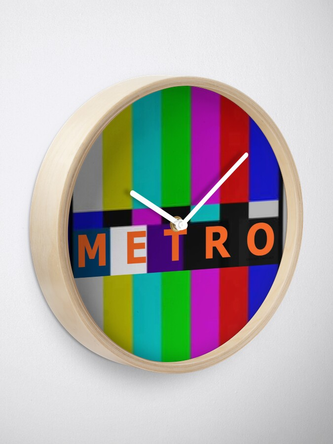 Alternate view of Metro - Swagable, Wearable, Fashionable Clock