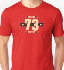 B-day 73 (Cream&Choco) Unisex T-Shirt