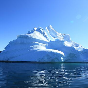 Icebergs from the icefjord, Ilulissat, Disko Bay, Greenland, Polar Region  by PhotoStock-Isra