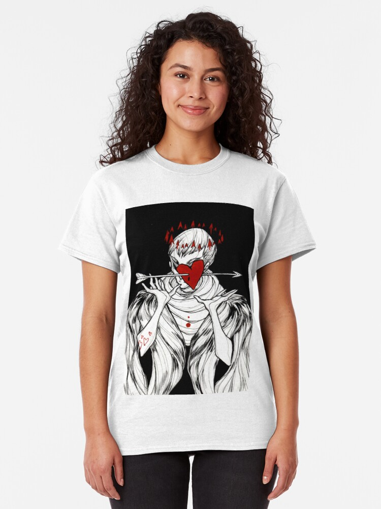 Alternate view of King of Hearts Classic T-Shirt