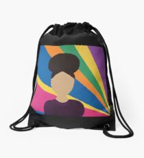 Denise Drawstring Bag