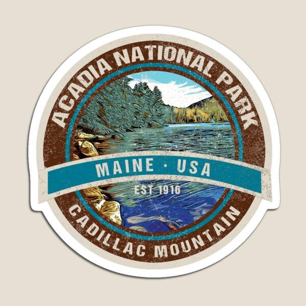 Acadia-Nationalpark Maine USA Magnet