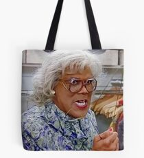 """""""No Wire Hangers"""" Tote Bag"""