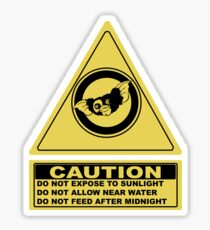 Gizmo Rules Sticker
