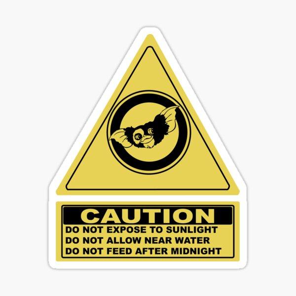 Règles du Gizmo Sticker