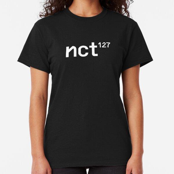 NCT 127 - Regular-Irregular Basic Logo Classic T-Shirt