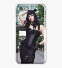 Brittany in Seattle iPhone Case/Skin
