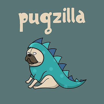 Pugzilla by miniverdesigns