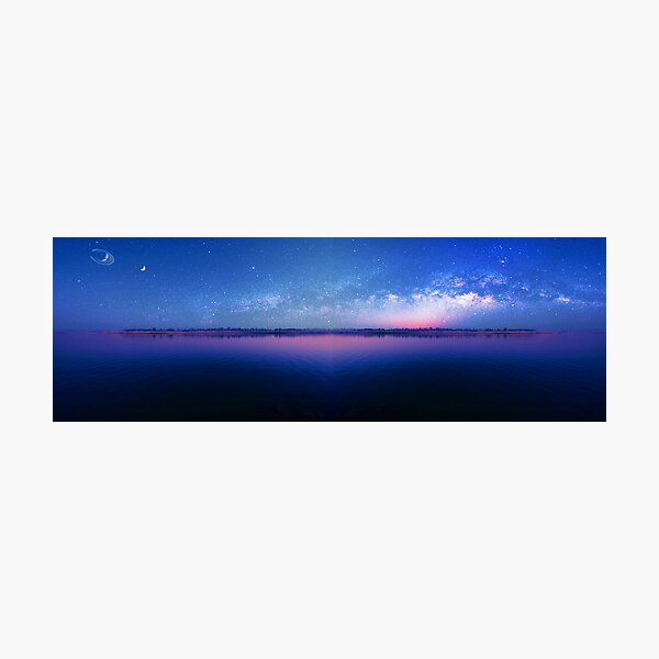 Infinity Rising....... Photographic Print