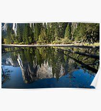 El Capitan, Reflections. Poster