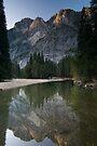 Morning Mountains by Michael Treloar