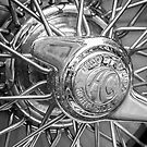 AC Cobra wire wheel by dlhedberg