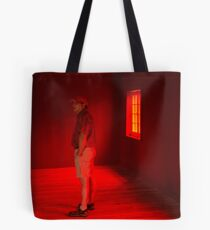 Waithing for something ! Tote Bag