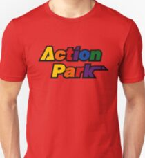 ACTION PARK SHIRT DEFUNCT  Unisex T-Shirt