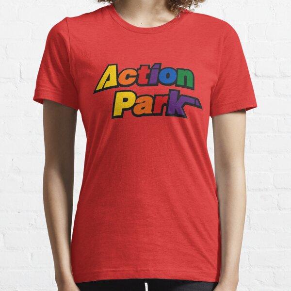 ACTION PARK SHIRT DEFUNCT  Essential T-Shirt