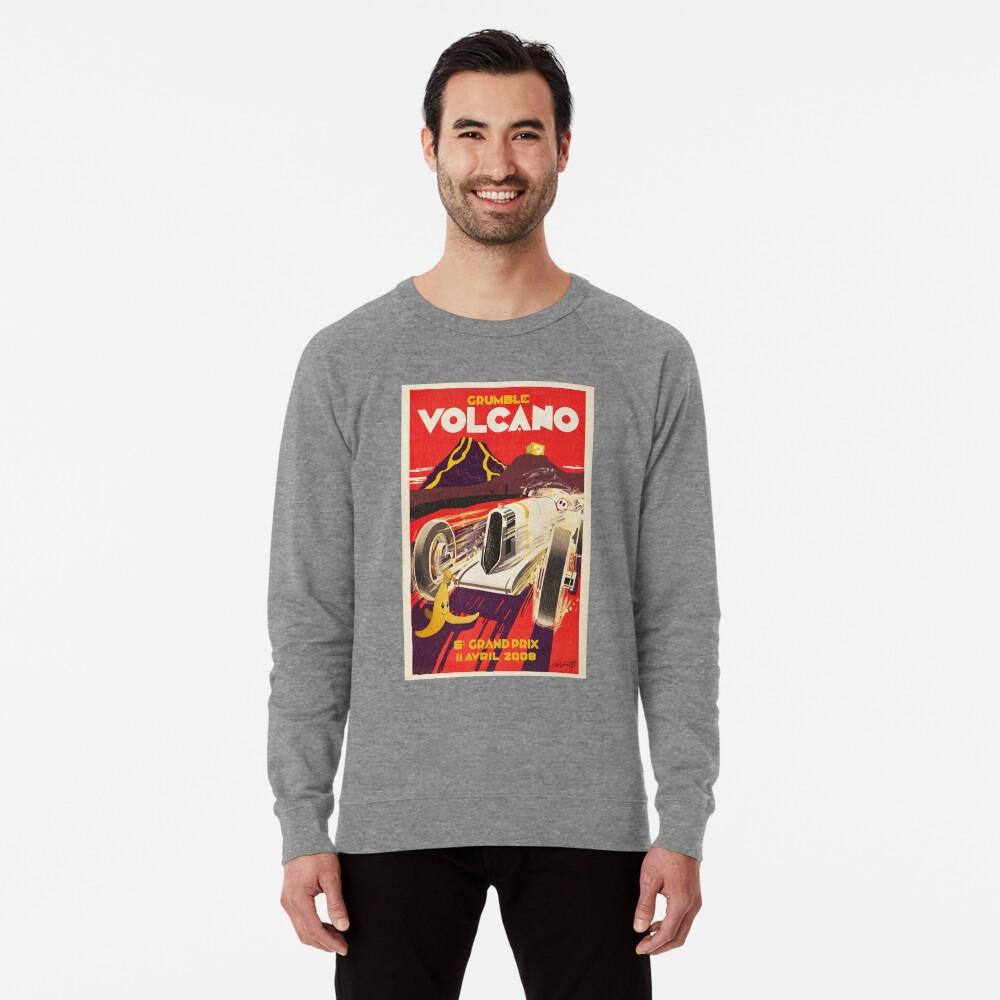 Grummel Volcano Grand Prix Leichtes Sweatshirt