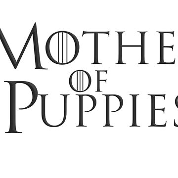 Mother Of Puppies by ohmywonder