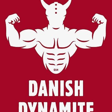 Danish Dynamite (Denmark / Viking / White) by MrFaulbaum