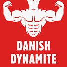 Danish Dynamite (Denmark / Viking / White) by MrFaulbaum