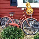 Halloween Bike by Kenneth Hoffman