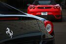Pair of Ferraris by dlhedberg