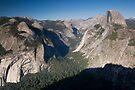 Yosemite Valley by Michael Treloar