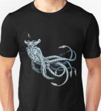 Camiseta ajustada emperador de mar transparente