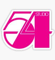 Studio 54 Sticker