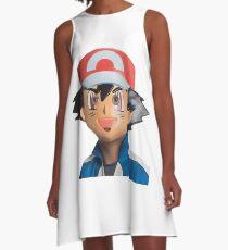 Ash Costume A-Line Dress