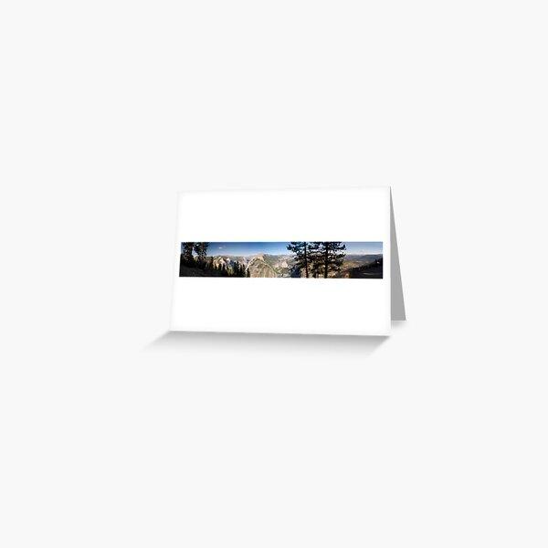 Yosemite Afternoon Greeting Card